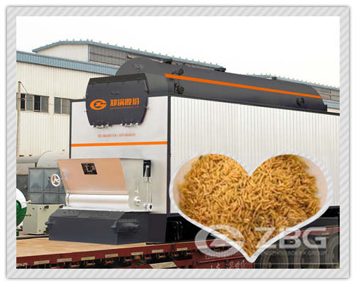 biomass boiler manufacturers wood pellet & saw dust & straw
