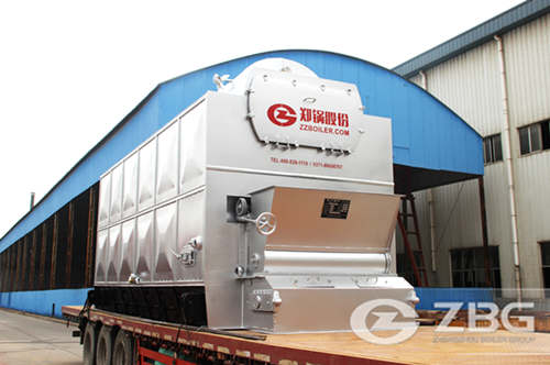 straw fired steam boiler – sitong